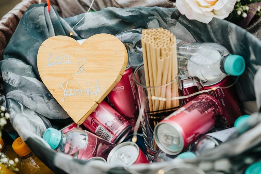 Hochzeit Versorgung