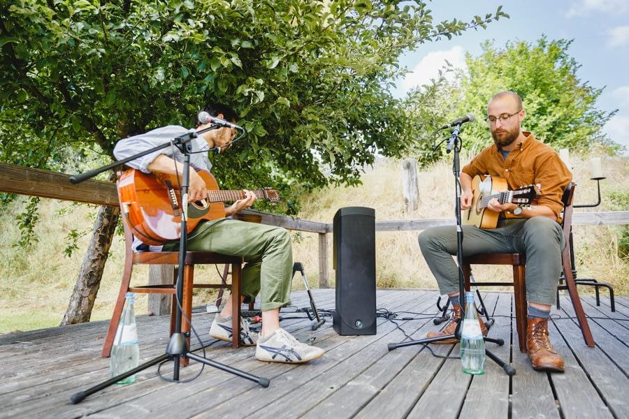 Live Musik Hochzeit