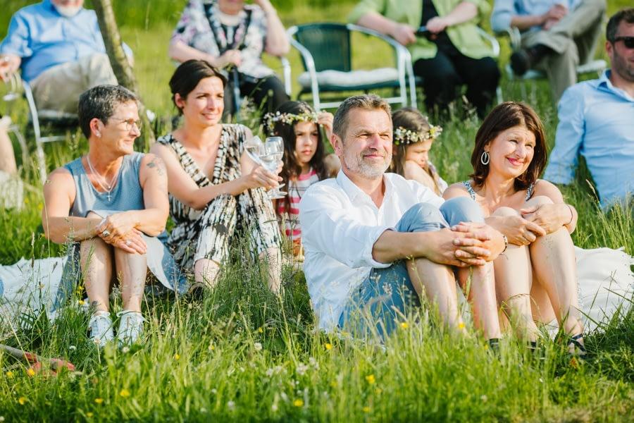Hochzeitsrede Gäste