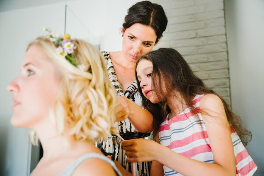 Hochzeit Haare