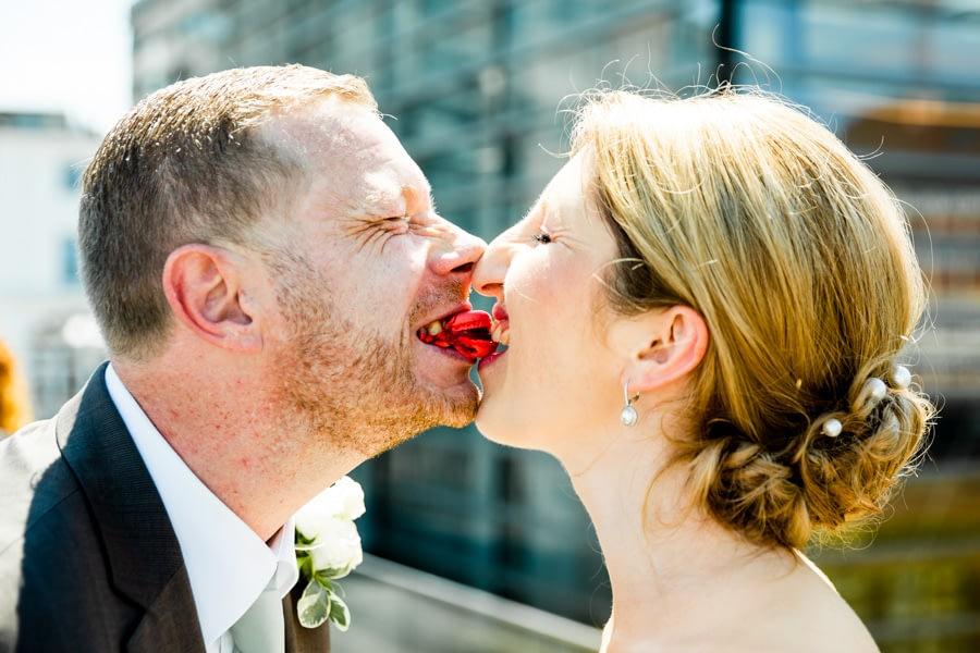 Hochzeit Teilen