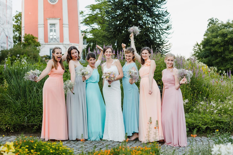 Brautjungfern Brautjungfernkleider