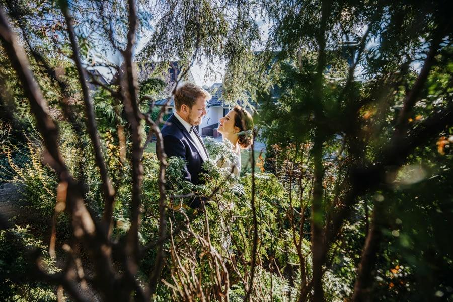 natürliche Hochzeitsfotos