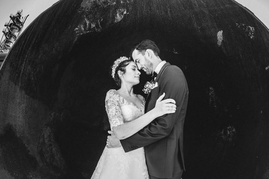 Vertraute Hochzeit