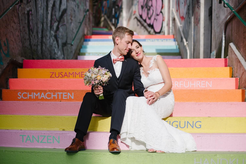 Brautpaarshooting Ruhrgebiet