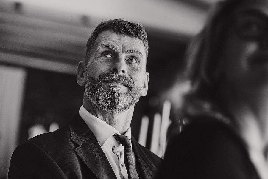 Porträt Mann