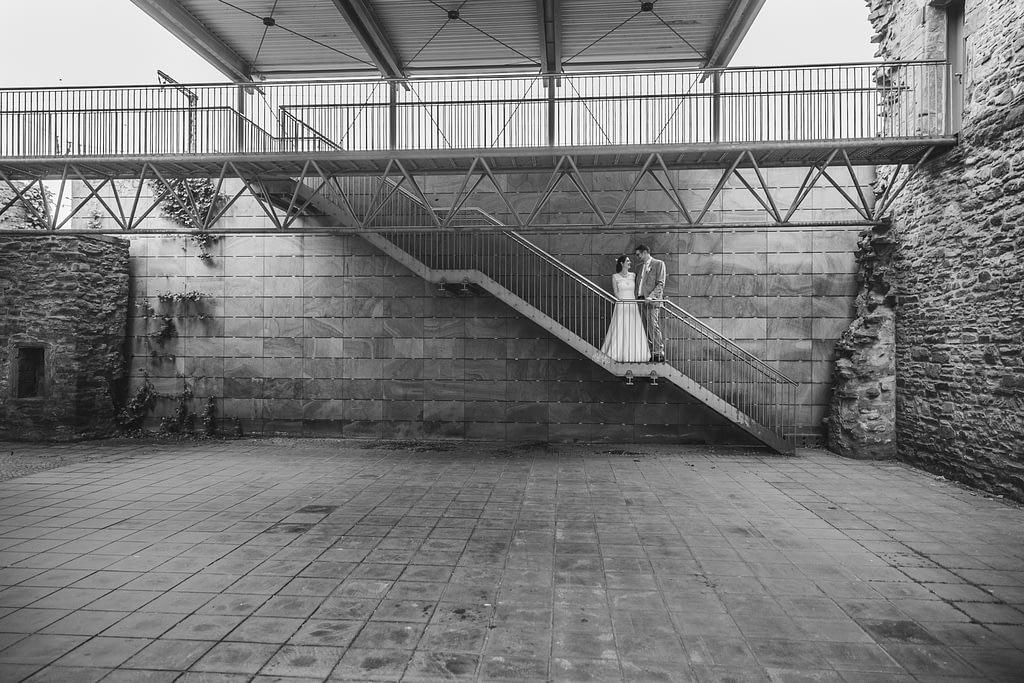moderne Hochzeitsfotos