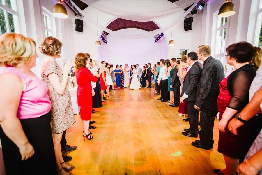 Hochzeitstanz Gäste