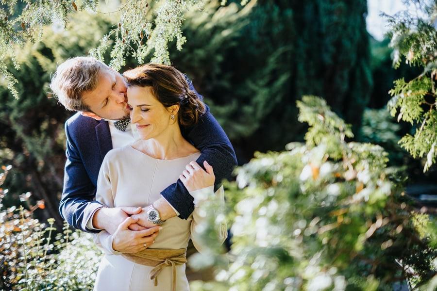 Brautpaarshooting in der Natur