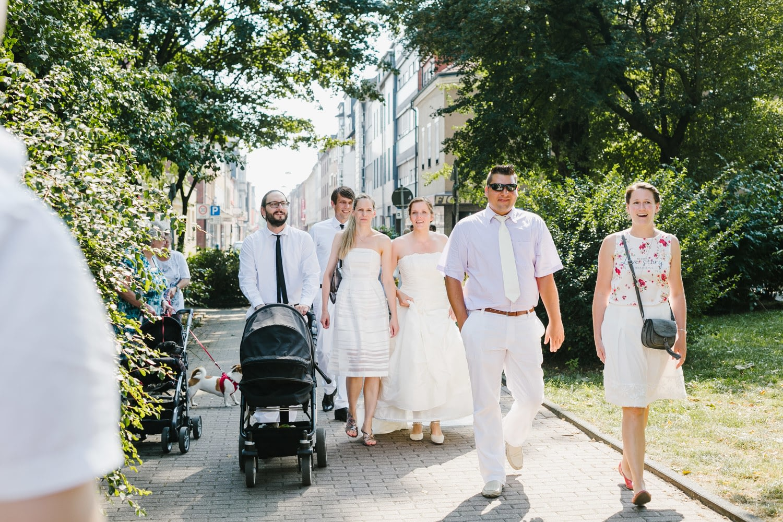 Hochzeit Gäste