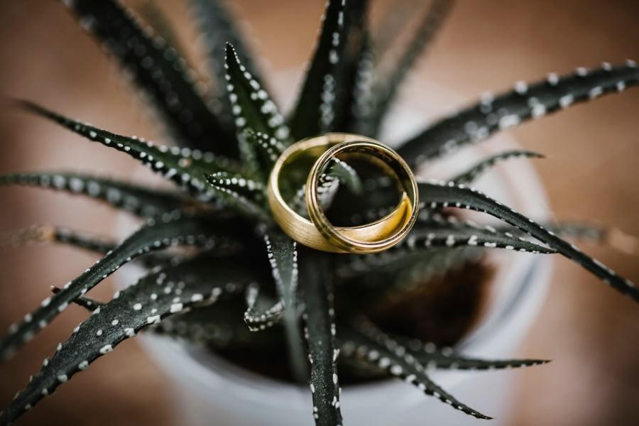 Hochzeitsringe Details