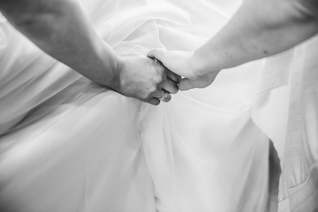 der verlorene Brautstrauß