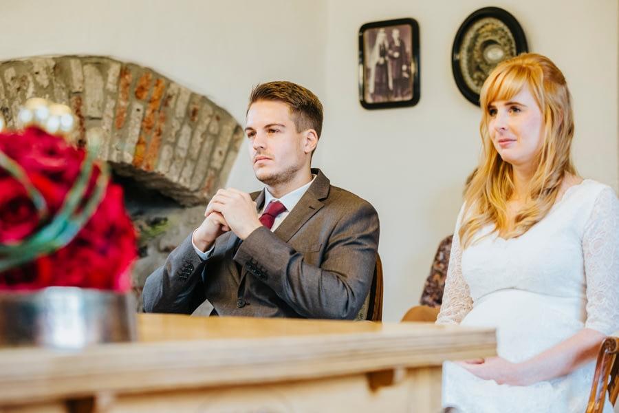 Standesamt Brautpaar
