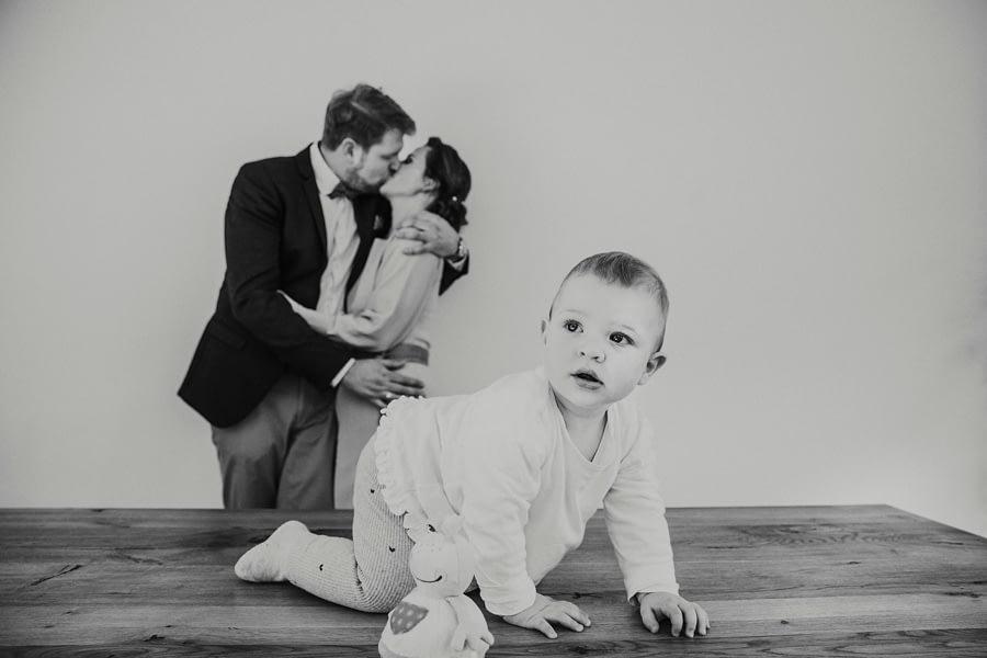 Fotoshooting mit Kind